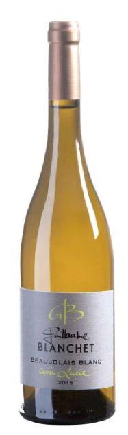 Guillaume Blanchet Cuvée Lucie | Frankrijk | gemaakt van de druif: Chardonnay