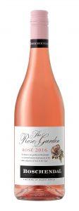 Boplaas Blanc de Noir Rosé | Zuid-Afrika | gemaakt van de druif: Cabernet Sauvignon, Merlot, Shiraz