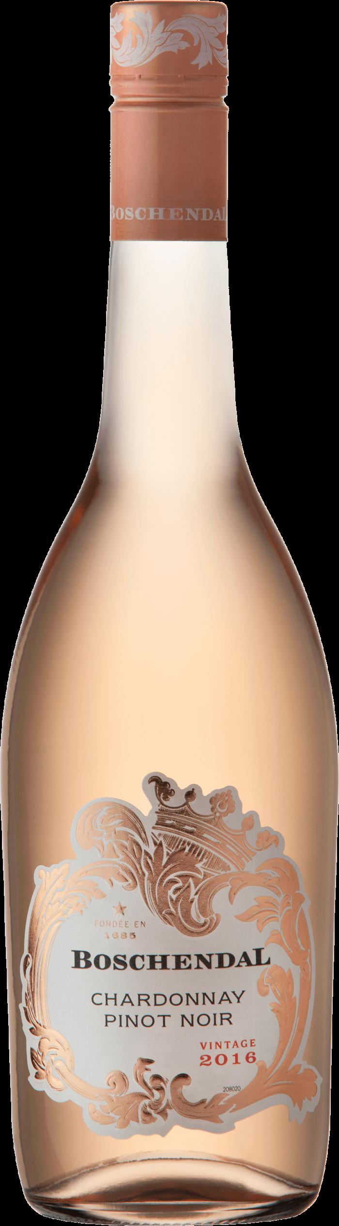 Boschendal 1685 Chardonnay / Pinot Noir | Zuid-Afrika | gemaakt van de druif: Chardonnay, Pinot Noir