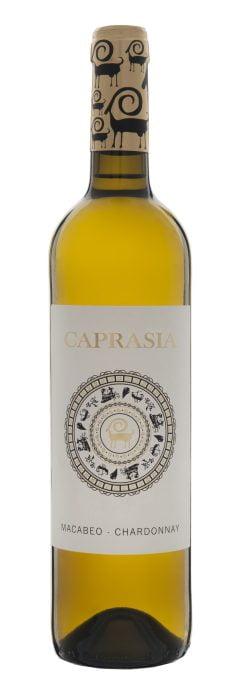 Bodegas Vegalfaro Caprasia Blanco bio | Spanje | gemaakt van de druif: Chardonnay, Macabeo