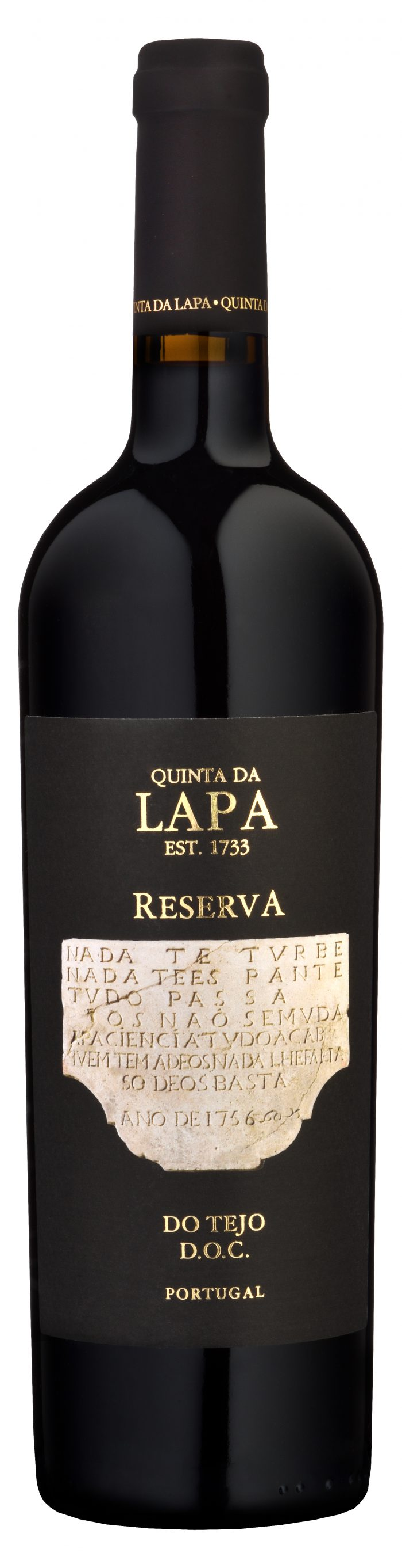 Quinta da Lapa Reserva Tinto | Portugal | gemaakt van de druif: Cabernet Sauvignon, Merlot, Syrah, Touriga Nacional