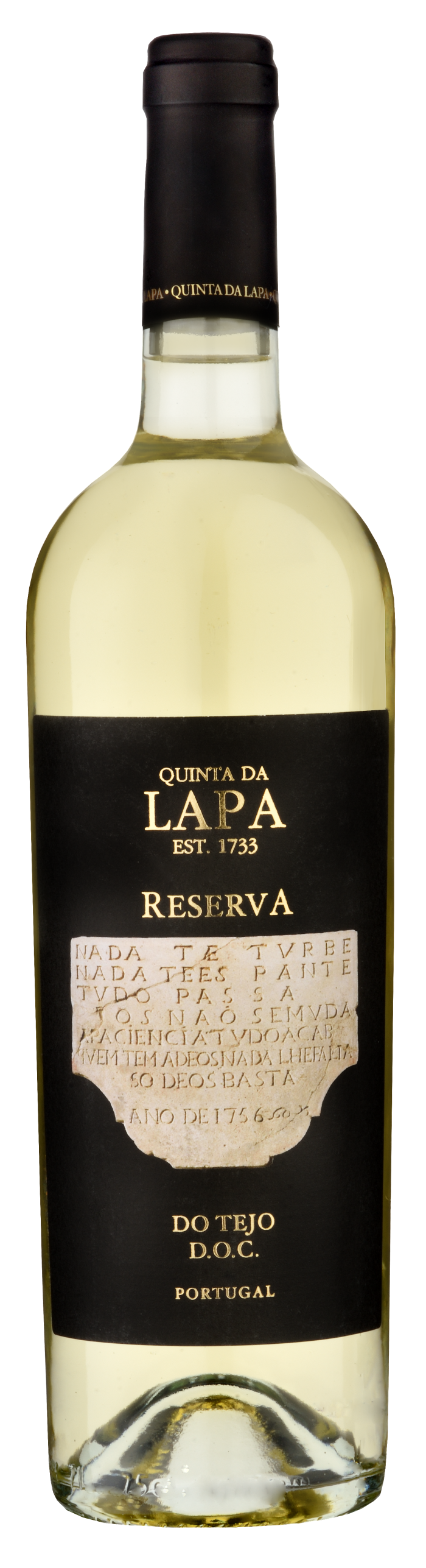 Quinta da Lapa Reserva Branco | Portugal | gemaakt van de druif: Arinto, Chardonnay, Viognier