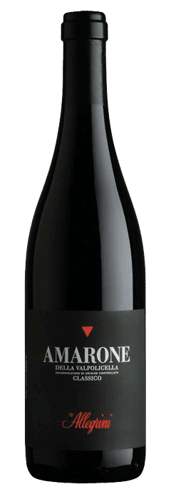 Allegrini Amarone della Valpolicella | Italië | gemaakt van de druif: Corvina, Oseleta, Rondinella