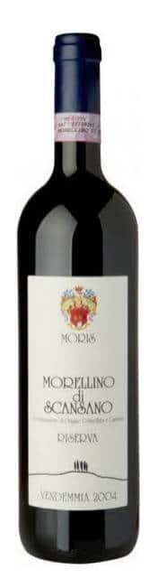 Morisfarms – Morellino di Scansano | Italië | gemaakt van de druif: Merlot, Sangiovese, Syrah