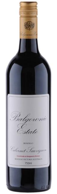Balgownie Estate Cabernet Sauvignon   Australië   gemaakt van de druif: Cabernet Sauvignon