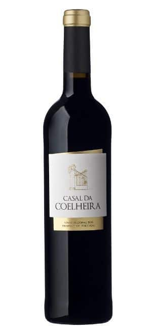 Casal da Coalheira Tinto | Portugal | gemaakt van de druif: Alicante Bouschet, Touriga Franca, Touriga Nacional