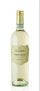 Castelforte Pinot Grigio | Italië | gemaakt van de druif:
