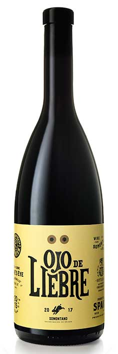 Vinos Divertidos Ojo de Liebre Tinto | Spanje | gemaakt van de druif: Tempranillo