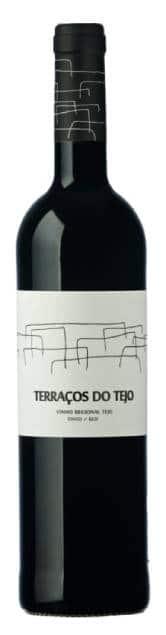 Terracos do Tejo Tinto | Portugal | gemaakt van de druif: Aragones, Castelão, Syrah