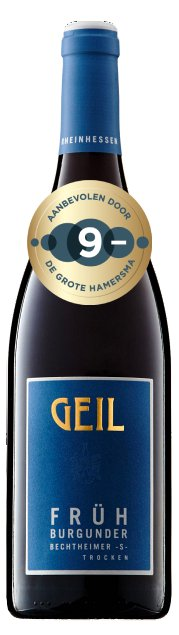 Weingut Geil Frühburgunder | Duitsland | gemaakt van de druif: Pinot Noir