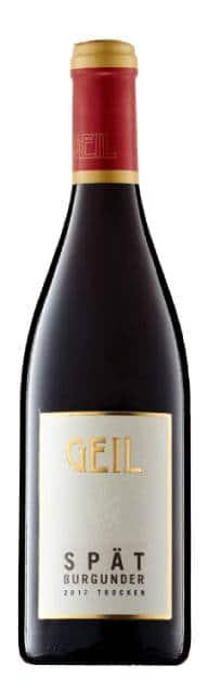 Weingut Geil Spätburgunder | Duitsland | gemaakt van de druif: Spätburgunder