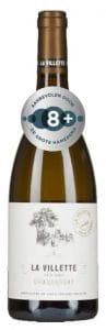 Maison de La Villette Chardonnay | Frankrijk | gemaakt van de druif: Chardonnay