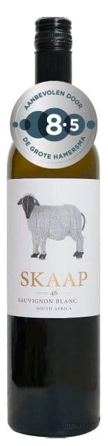 Skaap Wines Sauvignon Blanc | Zuid-Afrika | gemaakt van de druif: Sauvignon Blanc
