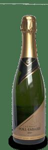 Poll Fabaire Cremant de Luxemburg | Luxemburg | gemaakt van de druif: Auxerrois blanc, Pinot Blanc
