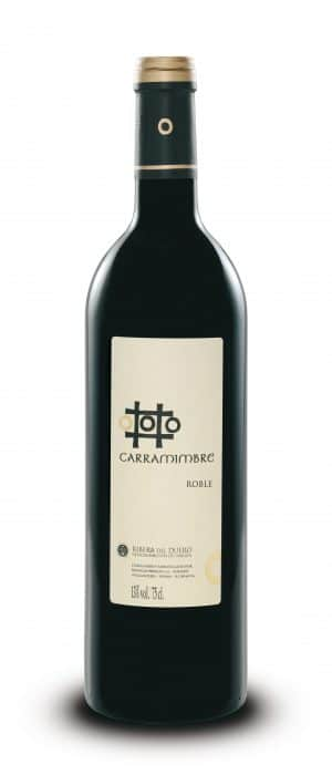 Carramimbre Ribera del Duero Roble | Spanje | gemaakt van de druif: Cabernet Sauvignon