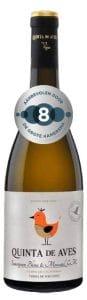 Clivia Quinta de Aves Sauvignon & Moscatel | Spanje | gemaakt van de druif: muscat, Sauvignon Blanc