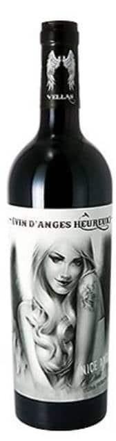 Vignobles Vellas Nice Angel Pinot Noir | Frankrijk | gemaakt van de druif: Pinot Noir