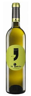 Blanc + (Blanc Més) ECO Alella | Spanje | gemaakt van de druif: garnacha blanca, pansa blanca