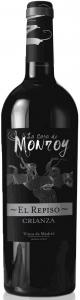 Casa de Monroy El Repiso Madrid | Spanje | gemaakt van de druif: Tempranillo