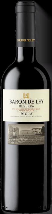 Barón de Ley – Reserva | Spanje | gemaakt van de druif: Tempranillo