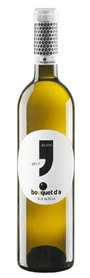 Blanc ECO Bouquet d'Alella | Spanje | gemaakt van de druif: Grenache Blanc