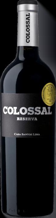 Colossal Reserva – Casa Santos Lima | Portugal | gemaakt van de druif: Alicante Bouschet, Syrah, Tinto Roriz, Touriga Nacional