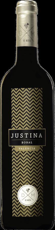 De Moya – Justina Bopal | Spanje | gemaakt van de druif: Bobal, Cabernet Sauvignon, Syrah