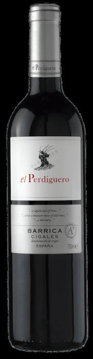 El Perdiguero Barrica | Spanje | gemaakt van de druif: Tempranillo