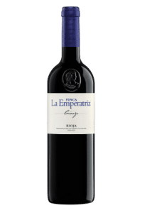 Finca La Emperatriz Crianza | Spanje | gemaakt van de druif: Garnacha, Graciano, Tempranillo, Viura