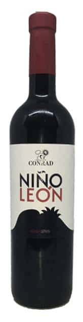 Bodegas Conrad Ronda Niño Leon | Spanje | gemaakt van de druif: Cabernet Sauvignon, Merlot, Tempranillo