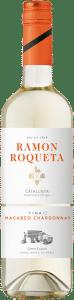 Ramón Roqueta – Macabeo-Chardonnay | Spanje | gemaakt van de druif: Chardonnay, Macabeo