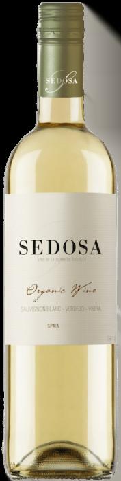 Sedosa Organic Blanco | Spanje | gemaakt van de druif: Sauvignon Blanc, Verdejo, Viura