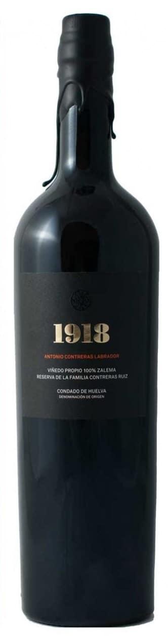1918 Antonio Contreras Labrador | Spanje | gemaakt van de druif: Zalema