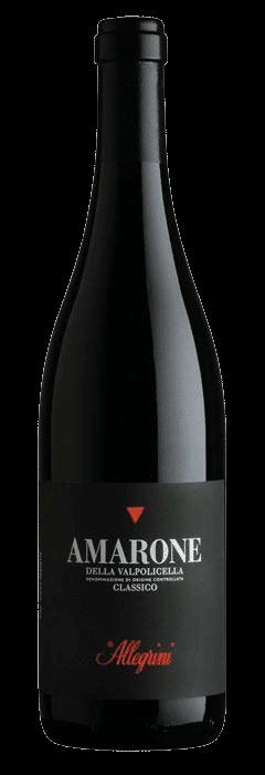 Allegrini Amarone della Valpolicella | Italië | gemaakt van de druif: Corvina, Rondinella