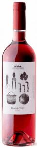 Cortijo los Aguilares Rosado Ronda | Spanje | gemaakt van de druif: Petit Verdot, Syrah, Tempranillo