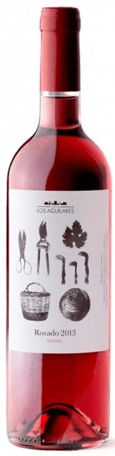 Cortijo los Aguilares Rosado Ronda | Spanje | gemaakt van de druif: Garnacha, Syrah, Tempranillo