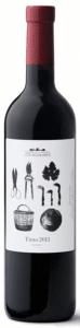 Cortijo los Aguilares Tinto Ronda | Spanje | gemaakt van de druif: Garnacha, Syrah, Tempranillo