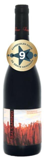 Vini Venturi Balsamino Marche Rosso IGT | Italië | gemaakt van de druif: aleatico