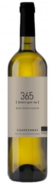 Claude Vialade 365 Jours par an Chardonnay | Frankrijk | gemaakt van de druif: Chardonnay