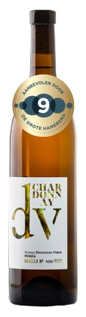Descalzos Viejos Chardonnay | Spanje | gemaakt van de druif: Chardonnay