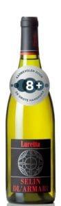 Luretta Selin dl' armari bio | Italië | gemaakt van de druif: Chardonnay