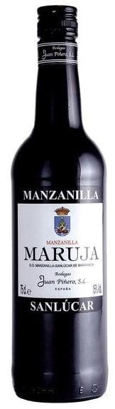 Manzanilla Maruja Sanlúcar de Barrameda | Spanje | gemaakt van de druif: palomino fino
