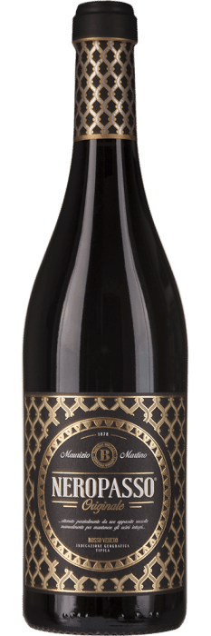 Neropasso rosso Biscardo IGT Veneto | Italië | gemaakt van de druif: Cabernet Sauvignon, Corvina, Corvinone