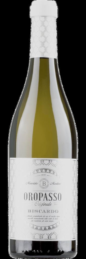 Oropasso Biscardo Veneto IGT | Italië | gemaakt van de druif: Chardonnay, Garganega