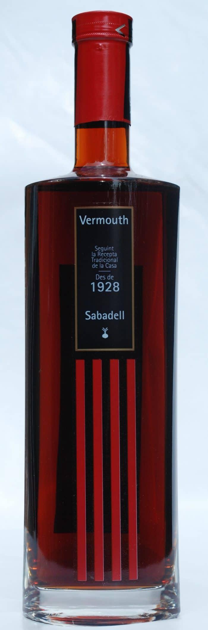 Vermouth de Sabadell | Spanje | gemaakt van de druif: Niet bekend