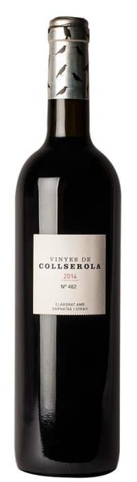 Vinyes de Collserola | Spanje | gemaakt van de druif: Garnacha, Syrah