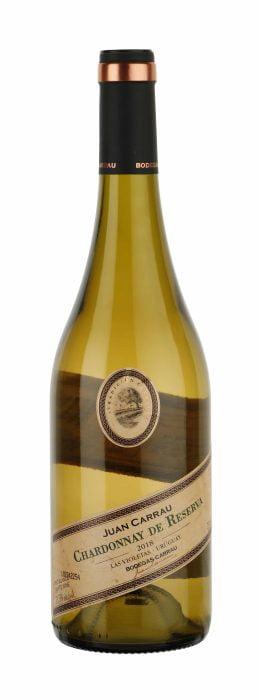 Bodegas Carrau – Chardonnay Reserva | Uruguay | gemaakt van de druif: Chardonnay