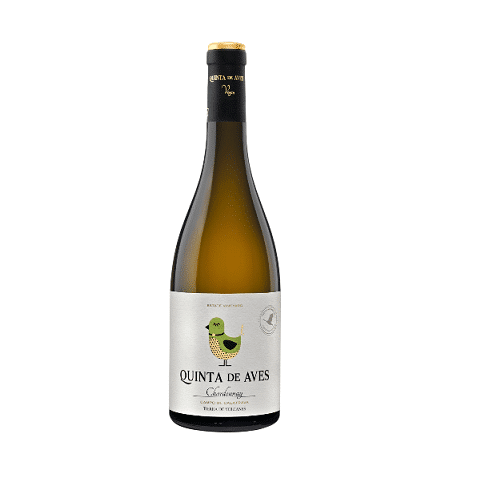 Clivia Quinta de Aves Chardonnay | Spanje | gemaakt van de druif: Chardonnay