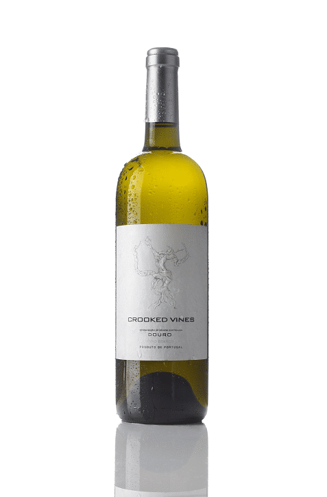 Crooked Vines branco 2015   Portugal   gemaakt van de druif: Gouveio, Rabigato, Viosinho