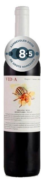 Francisco Gomez Vid-A Crianza bio vegan | Spanje | gemaakt van de druif: Cabernet Sauvignon, Merlot, Monastrell, Petit Verdot